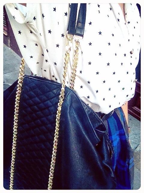Bolso acolchado Zara