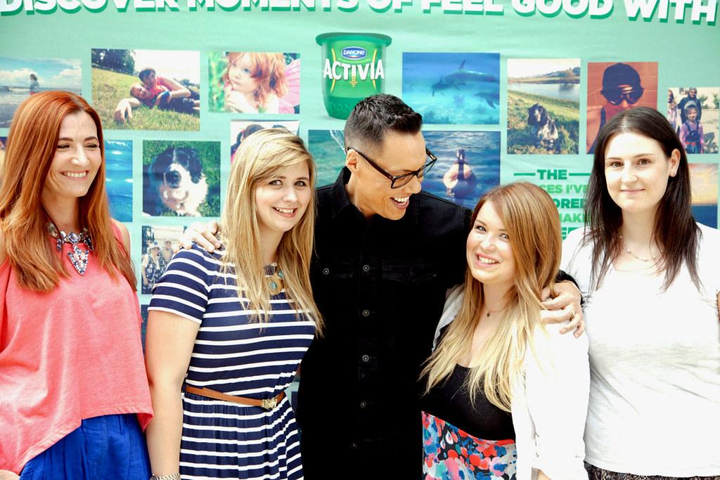 Gok Wan & bloggers