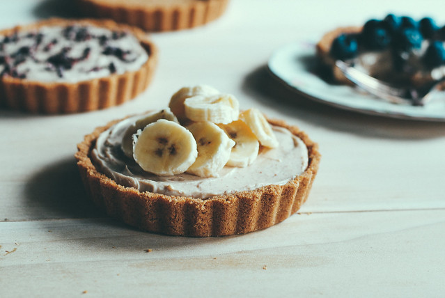 Almond Cream Tartlets