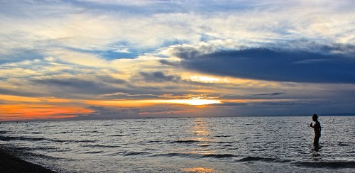 Camiguin sunset