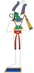 Osiris-egyptian