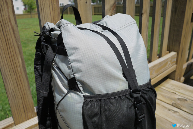 8d2afef49b6a How to Dye a Ripstop Nylon Backpack — Brian s Backpacking Blog