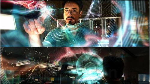 Элон Маск воплотит в реальность голографический интерфейс Железного человека
