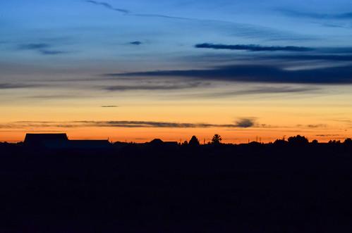 <p>Boundary Bay Dyke Trail, Delta, British Columbia, Canada<br /> Nikon D5100, 70-300 mm f/4.5-5.6<br /> August 22, 2013</p>