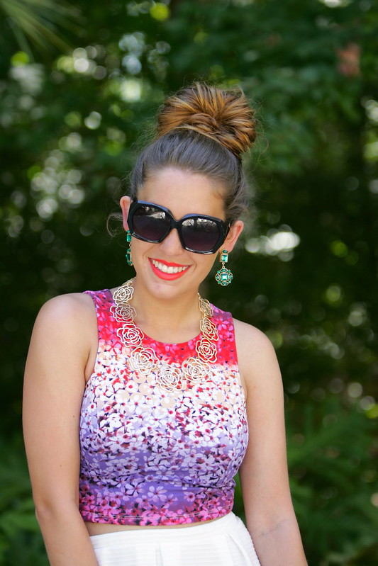 style tab, boston fashion blogger, bright lips, how to wear,