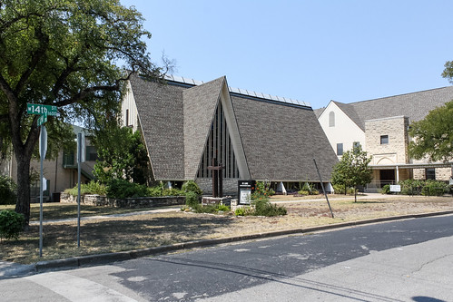 St Luke Methodist Church, Austin