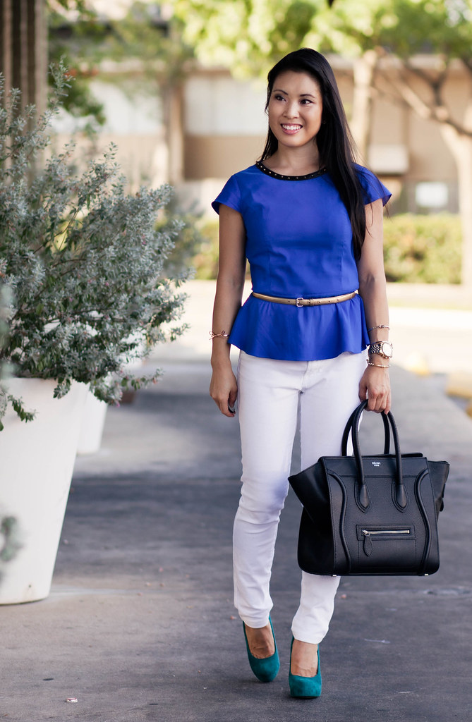 41c51d04f7c Transitioning White Jeans Into Fall - cute   little