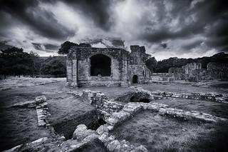 Furness Abbey - Arch