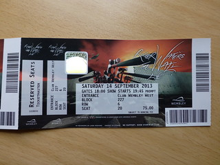 The Wall Live Tickets