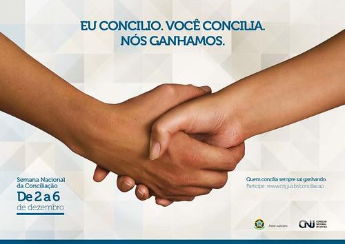 CNJ divulga campanha da Semana Nacional de 2013