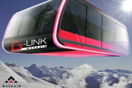 Ski amadé: unikátní lanovka nad Wagrainem a opojení všech smyslů