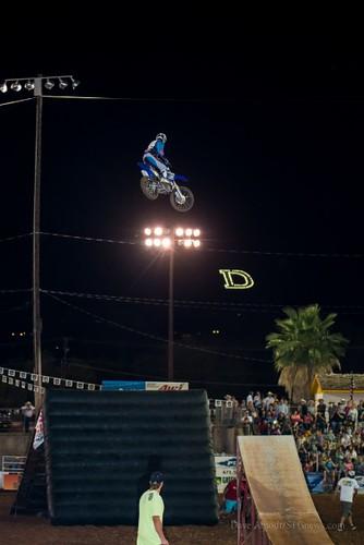 Dixie Roundup FMX Show