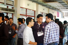 Attendees at TEDxDhaka 2013