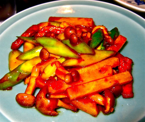 deicious Chinese vegetables