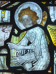 Norwich School angel (15th Century)