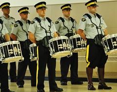 Big Drummer Boys,RMCP,Regina,Canada