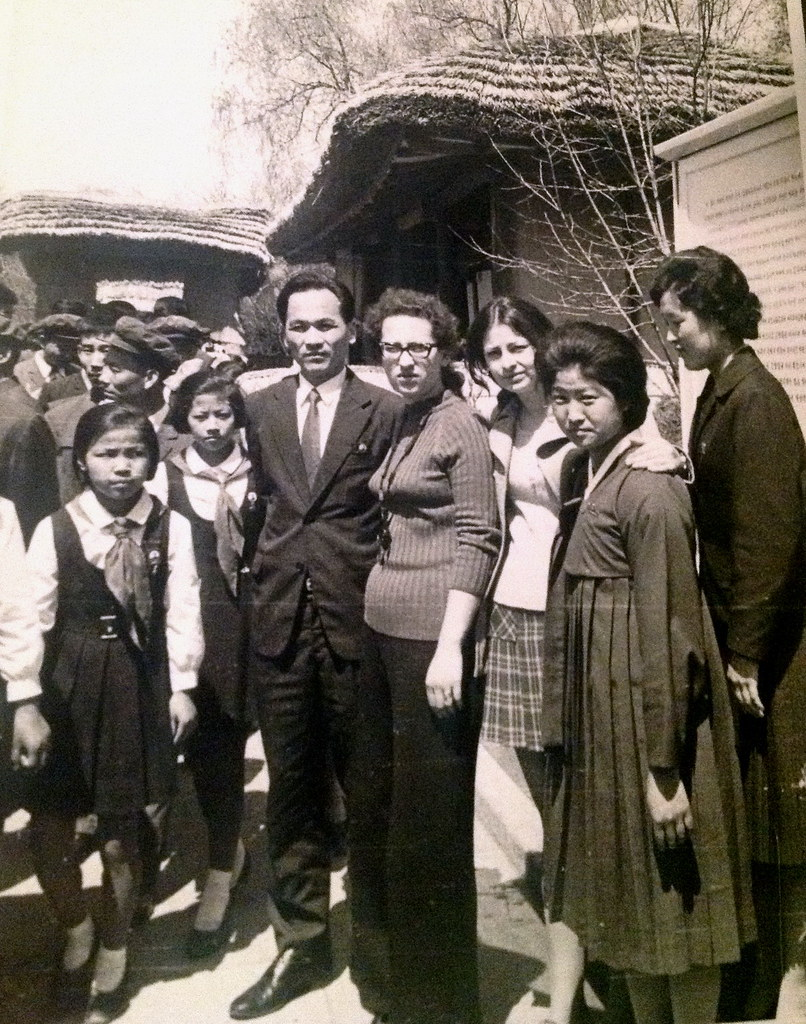 Mangyeongdae, Apr. 15, 1974