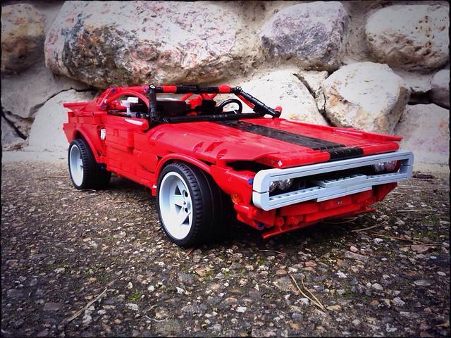 Dodge Challenger '70 R/T [MOC]