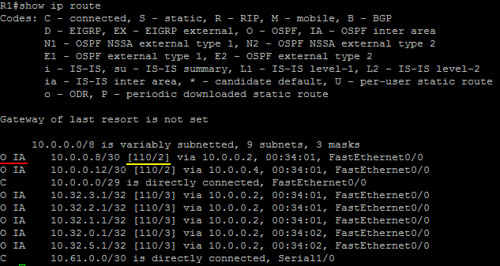 OSPF-ROUTE-1