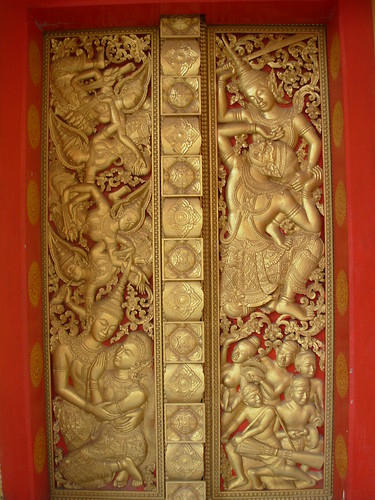 Vientiane 2007-Wat Ong Teu (6)
