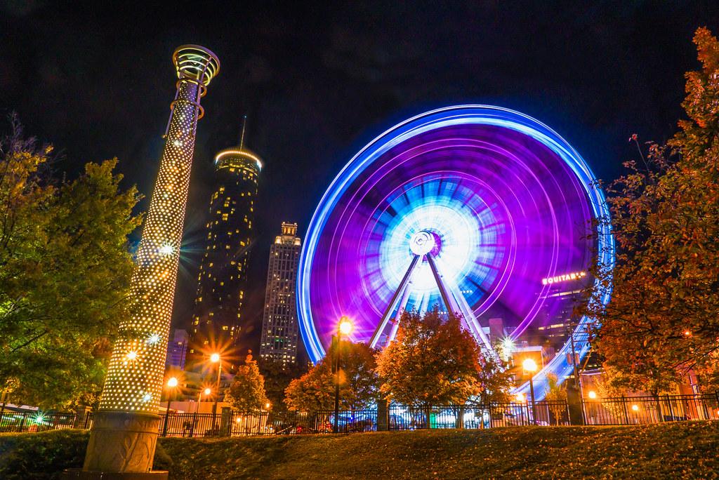Downtown Atlanta - cover