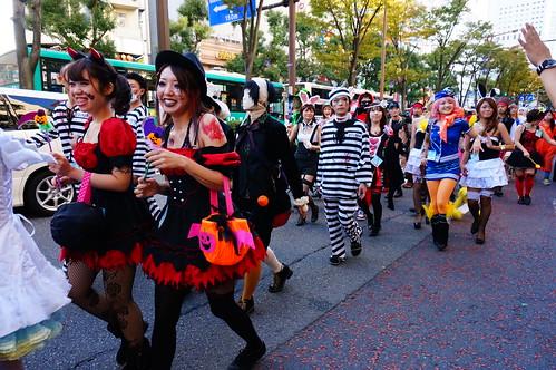 Kawasaki Halloween Parade 2013 112