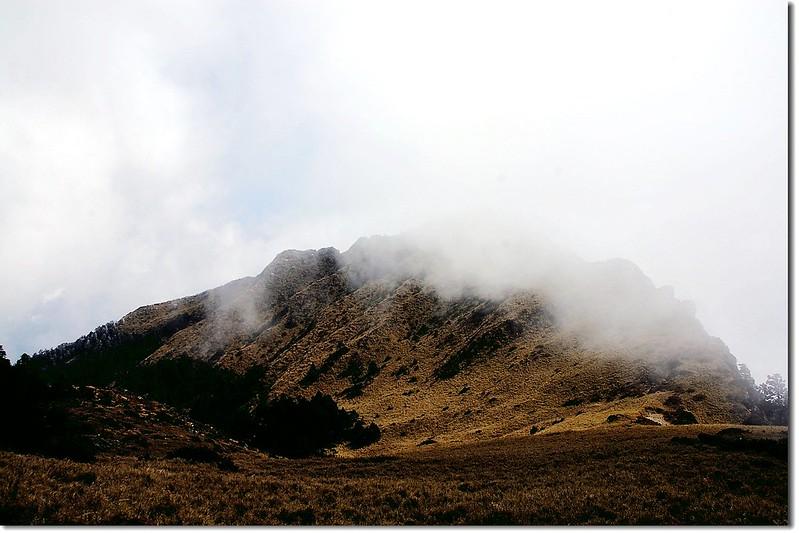 干卓萬山(西面) 2