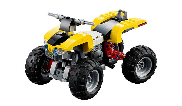LEGO Creator 31022 - Turbo Quad