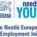 The Nestlé European Youth Employment Initiative logo