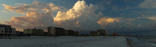beach florida hugin panorama sunrise clouds clearwaterbeach nikon d60 scenic gulfofmexico travel tourism creativecommons cc0 photo photos photography light rcgtrrz seaside