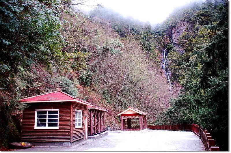 煙聲(桃山)瀑布 9