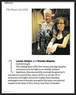 Marsha Shapiro & Louise Walpin