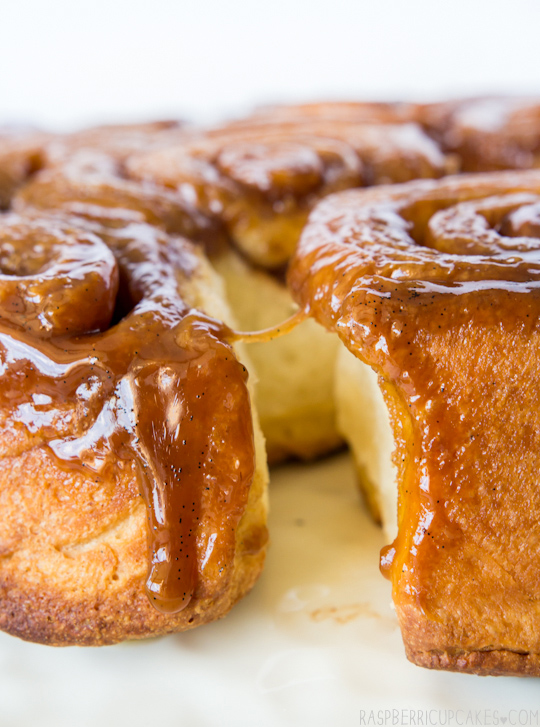 Spiced Sticky Buns