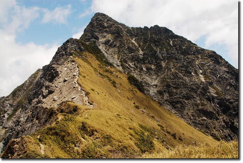 奇萊主山北峰 3