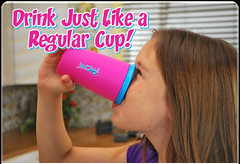 Drink just like a regular cup