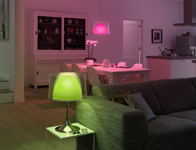 Philips hue - Hall - Color Setting