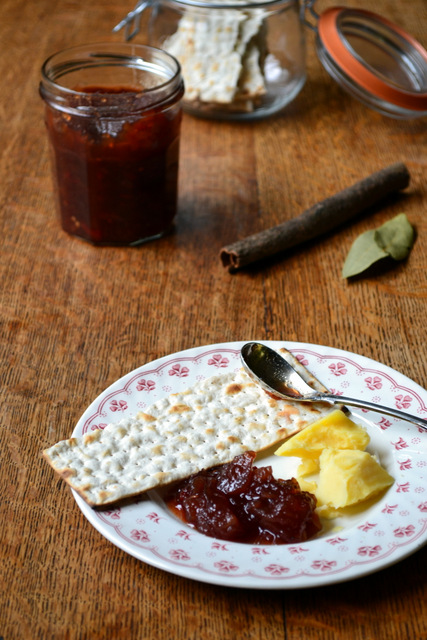 Apple and Cinnamon Chutney Recipe