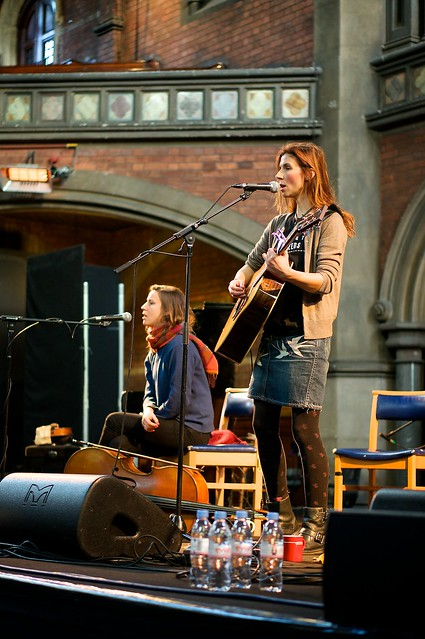 Gill Sandell - Daylight Music at the Union Chapel - November 30th