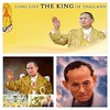 Long live His Majesty The King of #Thailand
