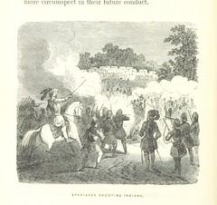 Image taken from page 102 of 'The Life, Travels and Adventures of F. de Soto, discoverer of the Mississippi ... Steel engravings by J. & S. Sartain, ... The illustrations, designed and engraved on wood, by J. W. Orr and R. Telfer, etc'