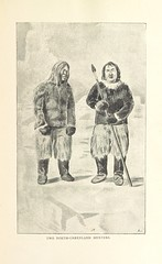 """British Library digitised image from page 87 of """"With Peary near the Pole ... Translated ... by H. J. Bull [With maps.]"""""""