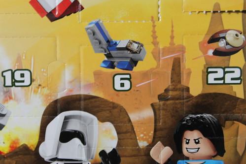 LEGO Star Wars 2013 Advent Calendar (75023) - Day 6