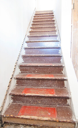 Ask Old Town Home How Should We Handle Our Old Stairs