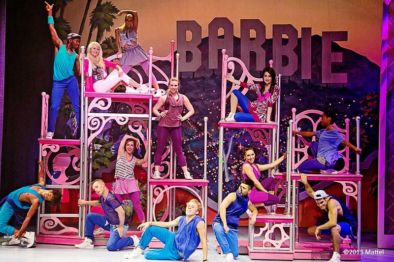 Barbie Live PR Photo 4