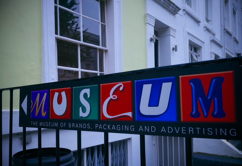 Museum of Brands, Packaging and Advertising