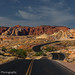 Into the Fire (Valley of Fire, NV) by Robin Black Photography