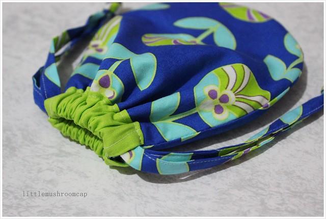 Drawstring bag for CDrom