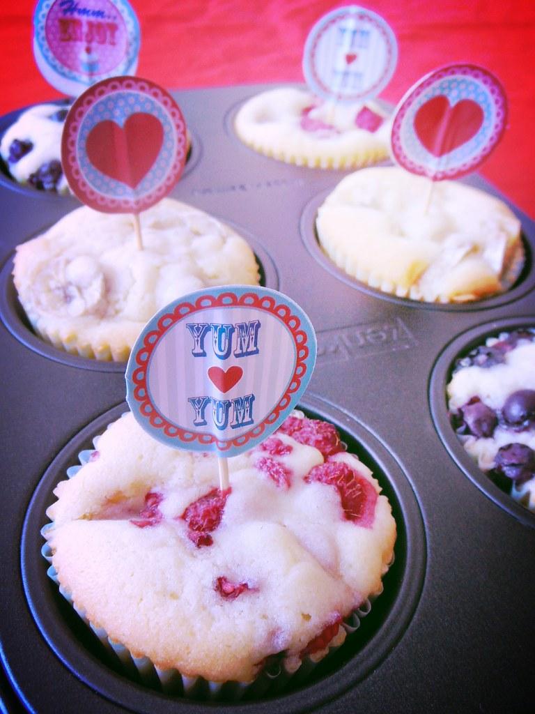Favorite Muffins: Homemade fresh, fruity muffins