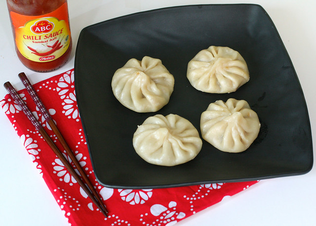 Vegetable Momos | Flickr - Photo Sharing!