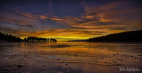 france sunrise lac auvergne simplysuperb serviere bestcapturesaoi flickrunitedaward elitegalleryaoi